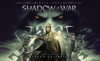 Middle-earth: Shadow of War – The Blade of Galadriel
